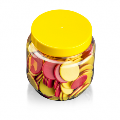 425ml small classroom storage jar
