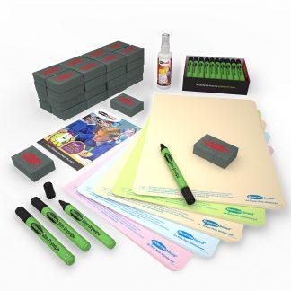 Show-me Mini Foam Erasers 35
