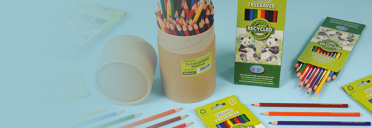 Treesaver Colouring Pencils
